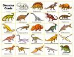Dinosaur-Cards
