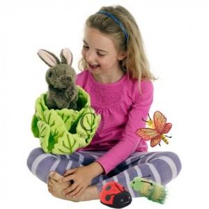 Rabbit-in-Lettuce